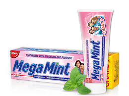 MEGA MINT 150ML
