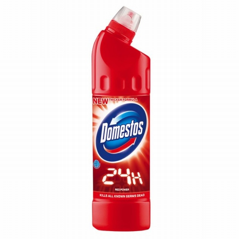 DOMESTOS RED POWER
