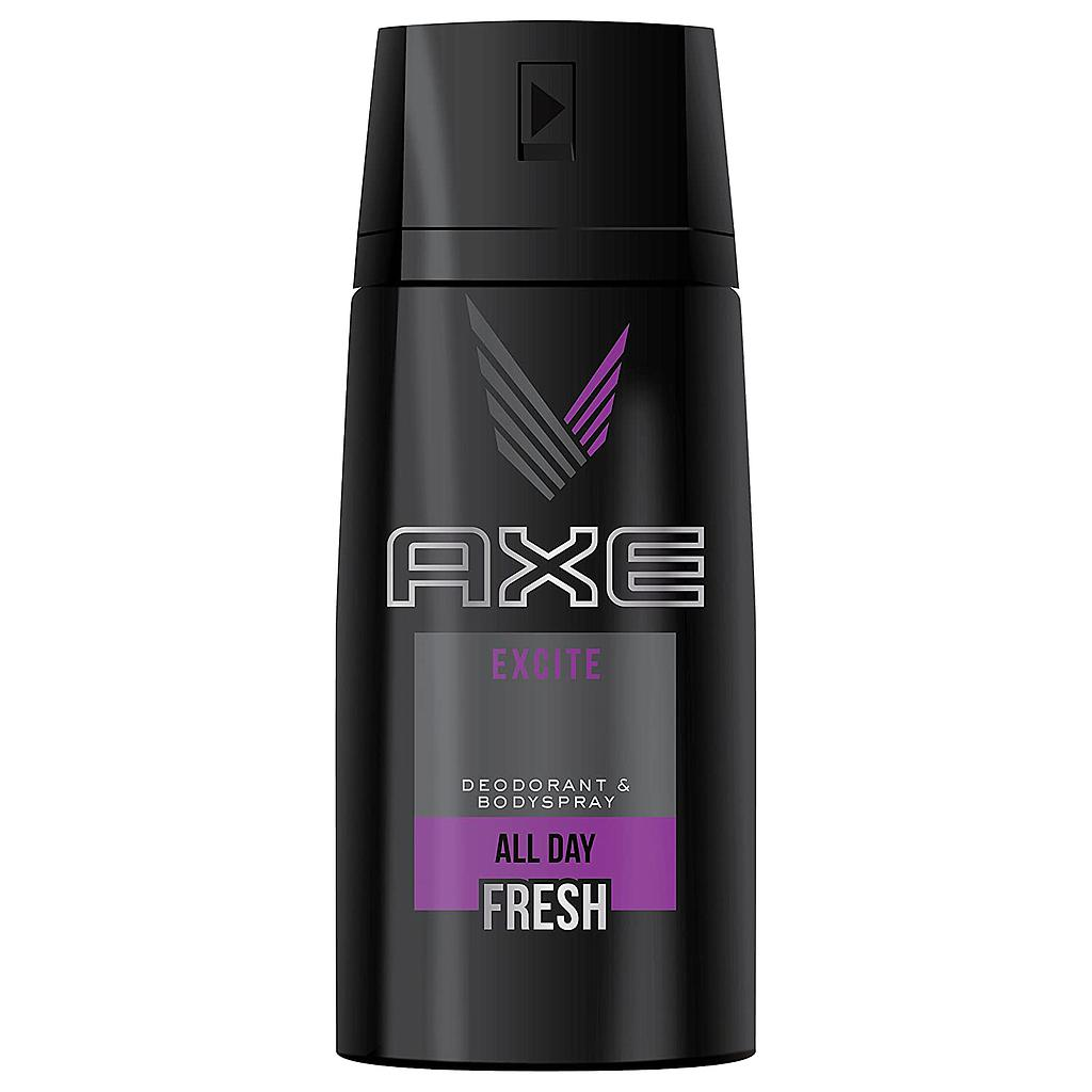 AXE PS EXCITE (DEO+SG)